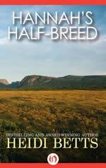 Hannah's Half-Breed 2014 Cover